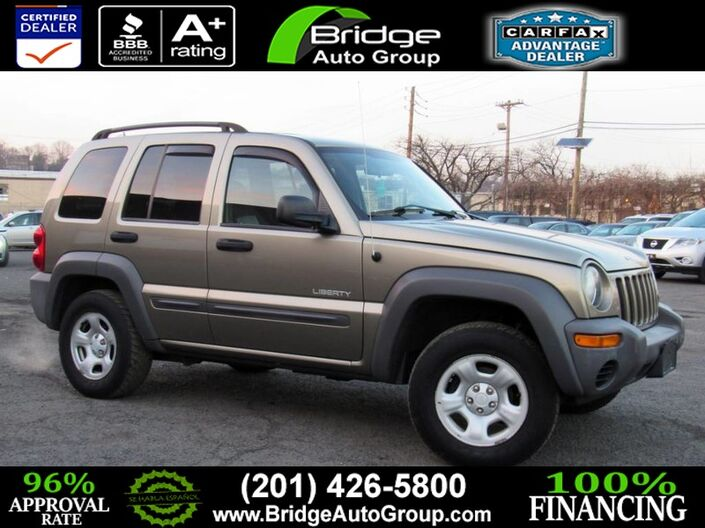 2004 Jeep Liberty Sport Berlin NJ