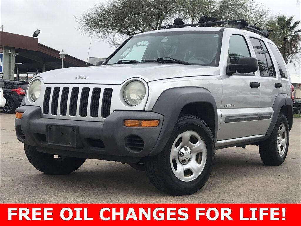 2004_Jeep_Liberty_Sport_ Houston TX