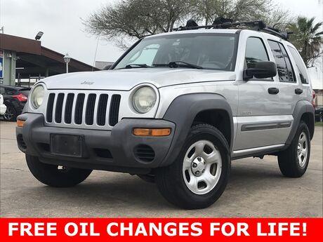 2004 Jeep Liberty Sport Houston TX
