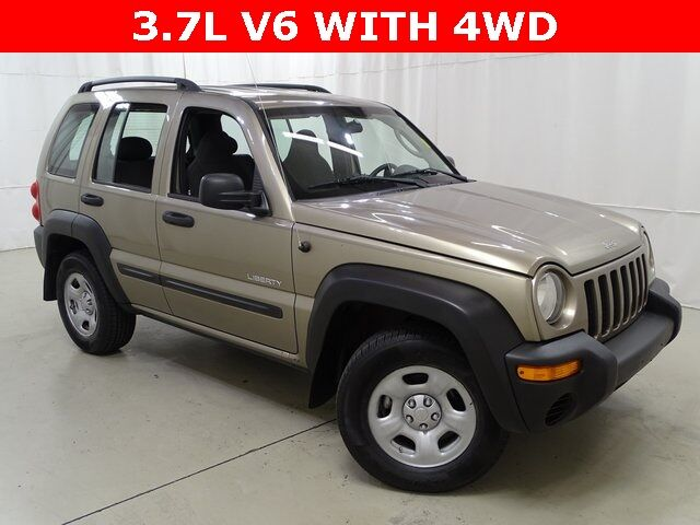 2004 Jeep Liberty Sport Raleigh NC