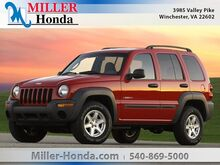 2004_Jeep_Liberty_Sport_ Martinsburg