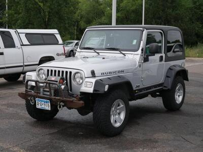 2004_Jeep_Wrangler_Rubicon_ Inver Grove Heights MN