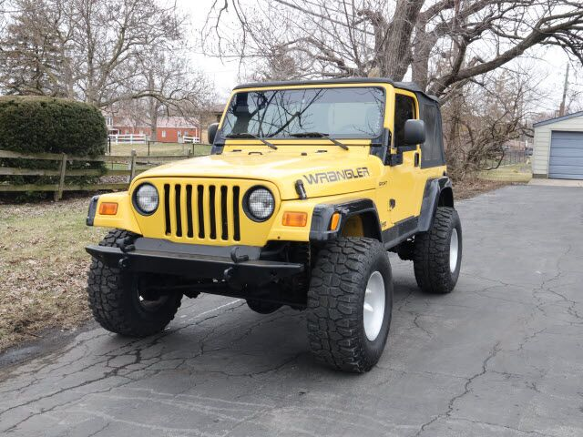 2004 Jeep Wrangler Sport Indianapolis IN