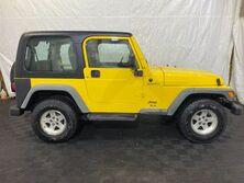 Jeep Wrangler Sport 2004