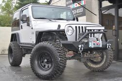 Jeep Wrangler X 4.0L 6 Cylinder/Automatic Transmission/Hard Top/Brand New Build w/ 4'' Lift, Fenders, Rock Bumpers, Sliders, Winch, Wheels, BFG Tires & MUCH MUCH MORE 2004