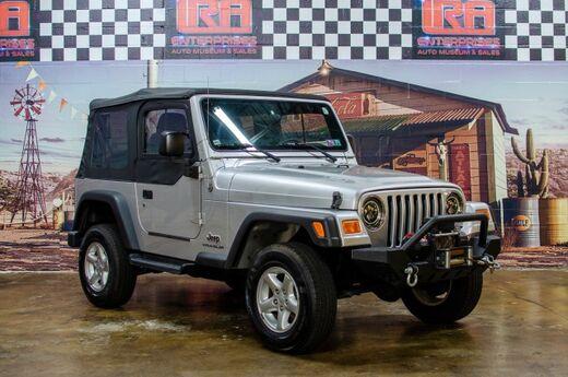 2004 Jeep Wrangler X Bristol PA