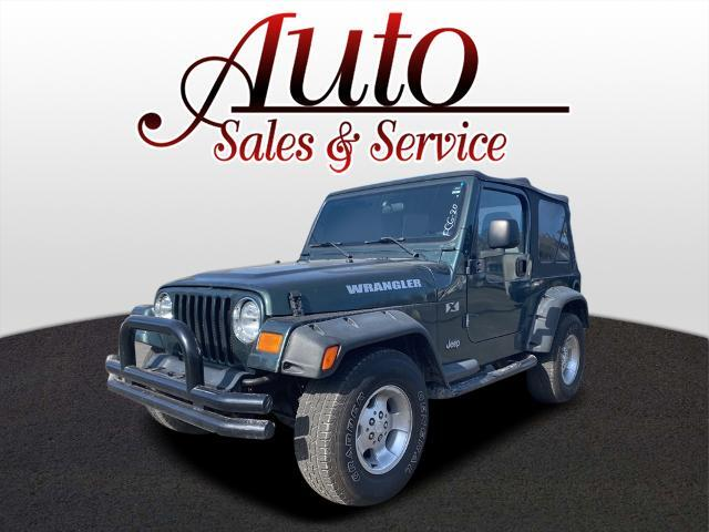 2004 Jeep Wrangler X Indianapolis IN