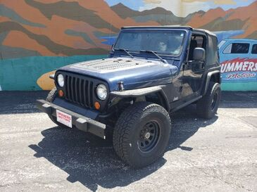 2004_Jeep_Wrangler_X_ Saint Joseph MO