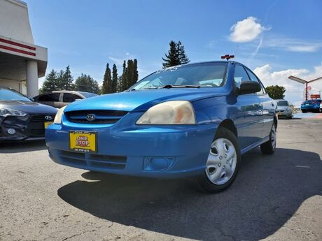 2004 Kia Rio Sedan Pocatello and Blackfoot ID