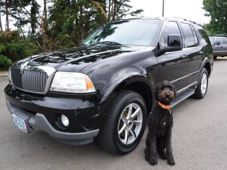 2004 LINCOLN AVIATOR  Roseburg OR