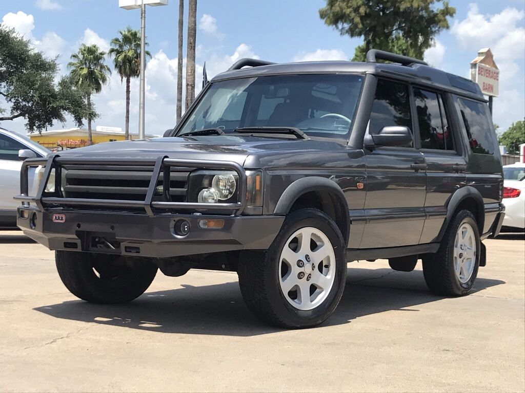 2004 Land Rover Discovery HSE Houston TX