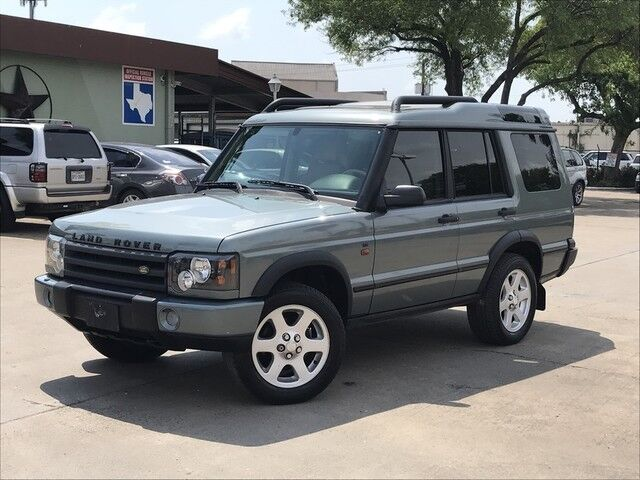 2004_Land Rover_Discovery_SE_ Houston TX