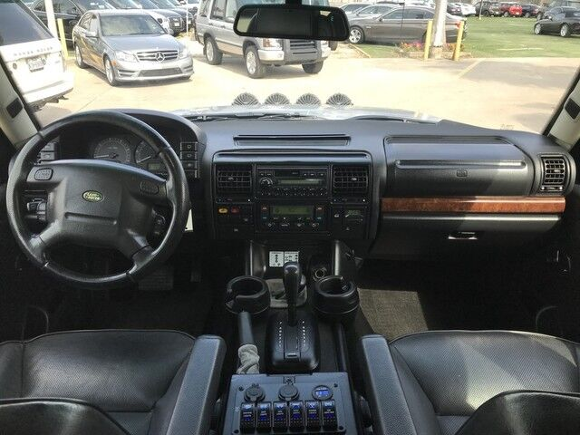 2004 Land Rover Discovery SE Houston TX