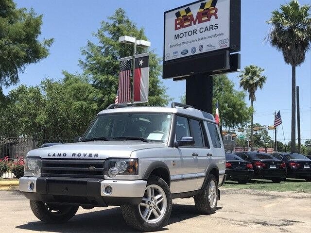 2004_Land Rover_Discovery_SE7_ Houston TX