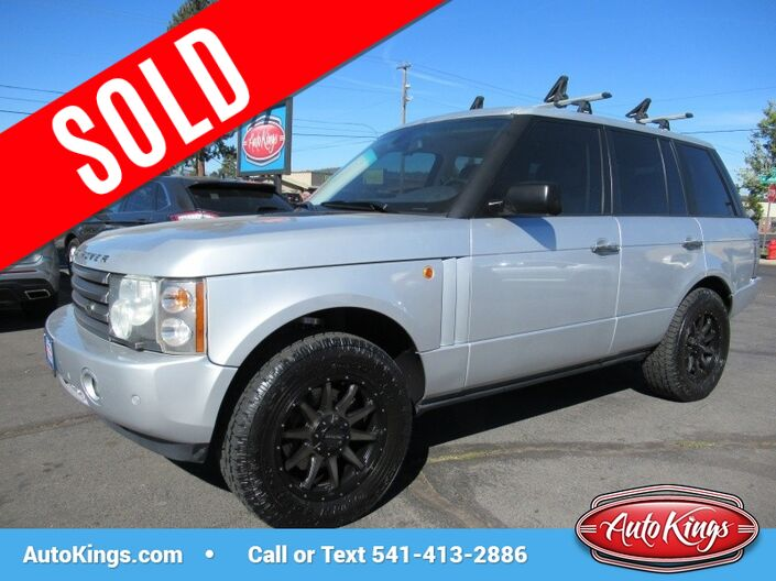 2004 Land Rover Range Rover HSE Bend OR