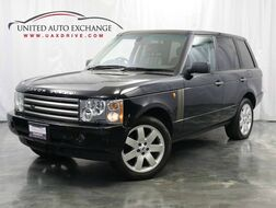 2004_Land Rover_Range Rover_Westminster / 4.4L V8 Engine / AWD / Parking Aid / Heated Leather Seats_ Addison IL