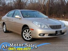 2004_Lexus_ES 330_Heated Leather 6CD_ Schaumburg IL