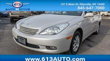 2004_Lexus_ES 330_Sedan_ Ulster County NY