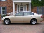 2004 Lexus GS 300 2-owners LOW MILEAGE. NEW LEXUS TRADE.