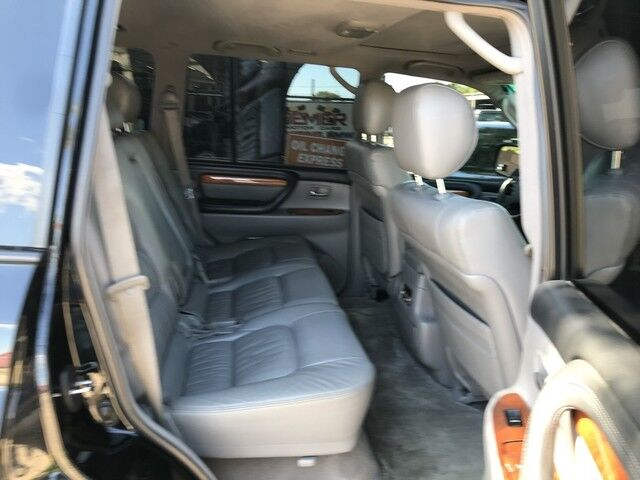 2004 Lexus LX 470  Houston TX