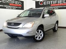2004_Lexus_RX 330_4WD MOONROOF LEATHER HEATED SEATS CD PLAYER 6 DISC CD CHANGER_ Carrollton TX