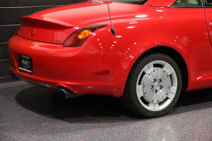 2004 Lexus SC 430 2dr Convertible Chicago IL