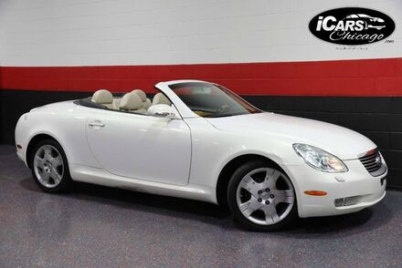 2004_Lexus_SC 430_2dr Convertible_ Chicago IL