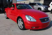 2004 Lexus SC 430 2dr Convertible,CLEAN CARFAX,RARE TO FIND!