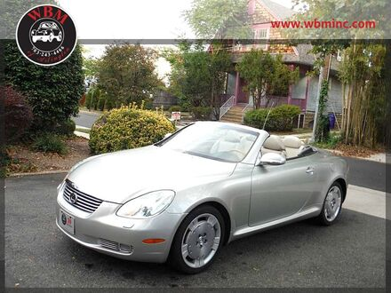 2004_Lexus_SC 430_Convertible_ Arlington VA