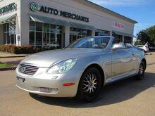 2004_Lexus_SC 430_Convertible_ Plano TX