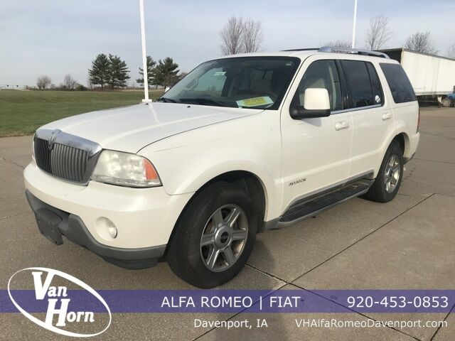 2004 Lincoln Aviator Base Milwaukee WI