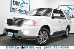 2004_Lincoln_Navigator_LUXURY V8 LEATHER SUNROOF HEATED SEATS TOWING PACKAGE_ Houston TX
