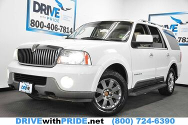Lincoln Navigator LUXURY V8 LEATHER SUNROOF HEATED SEATS TOWING PACKAGE 2004
