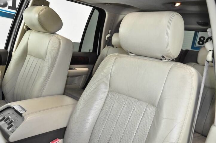 2004 Lincoln Navigator LUXURY V8 LEATHER SUNROOF HEATED SEATS TOWING PACKAGE Houston TX