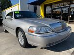 2004 Lincoln Town Car 4d Sedan Ultimate Limited