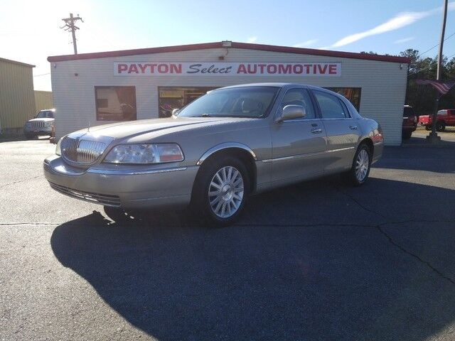 2004 Lincoln Town Car Signature Heber Springs AR
