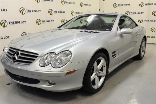 2004 MERCEDES-BENZ SL-CLASS SL500  Kansas City MO