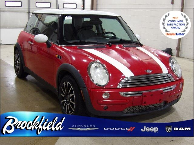 2004 MINI Cooper Base Benton Harbor MI