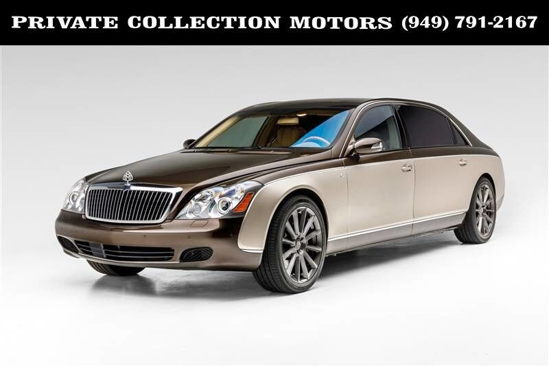 2004 Maybach 62 LWB Costa Mesa CA