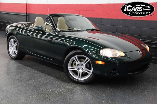 2004 Mazda MX-5 Miata LS 2dr Convertible Chicago IL