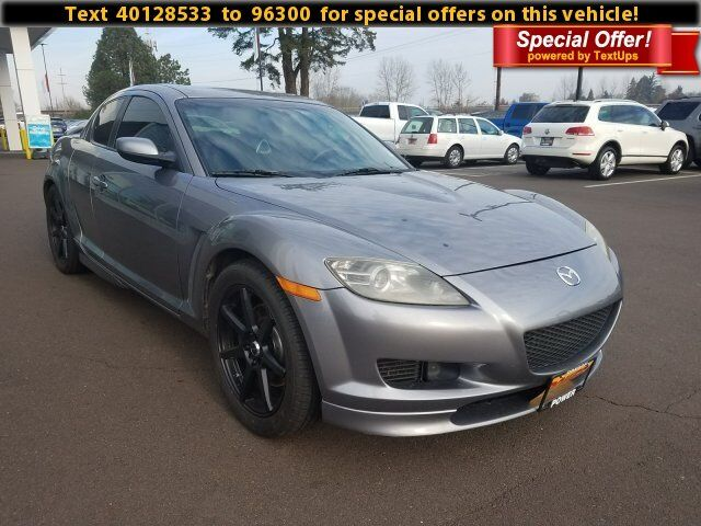 2004 Mazda RX-8 4DR CPE MT Corvallis OR