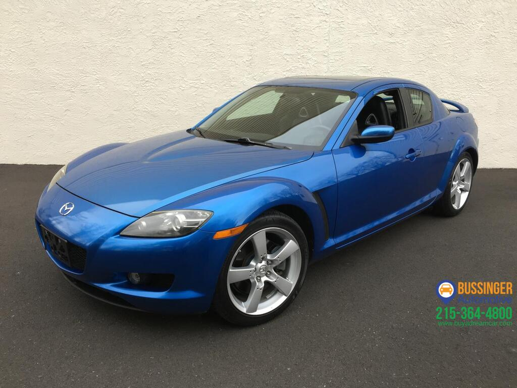 2004 Mazda RX-8 Grand Touring Feasterville PA