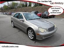 2004_Mercedes-Benz_C-Class_1.8L_ Spartanburg SC