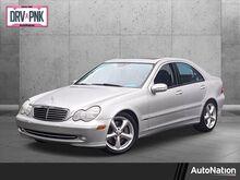 2004_Mercedes-Benz_C-Class_1.8L_ Wesley Chapel FL