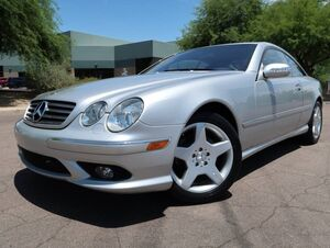 2004_Mercedes-Benz_CL-Class__ Scottsdale AZ
