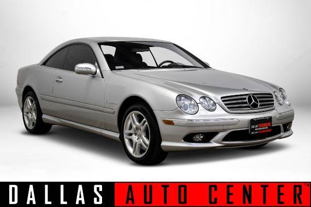 2004 Mercedes-Benz CL-Class CL55 AMG Carrollton TX