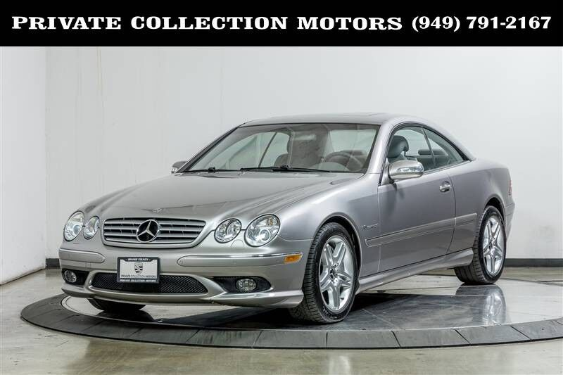 2004_Mercedes-Benz_CL-Class_CL55 AMG_ Costa Mesa CA