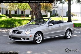 2004_Mercedes-Benz_CLK 500 Cabriolet Gorgeous and Well Maintained_One Owner and Recently Serviced_ Fremont CA