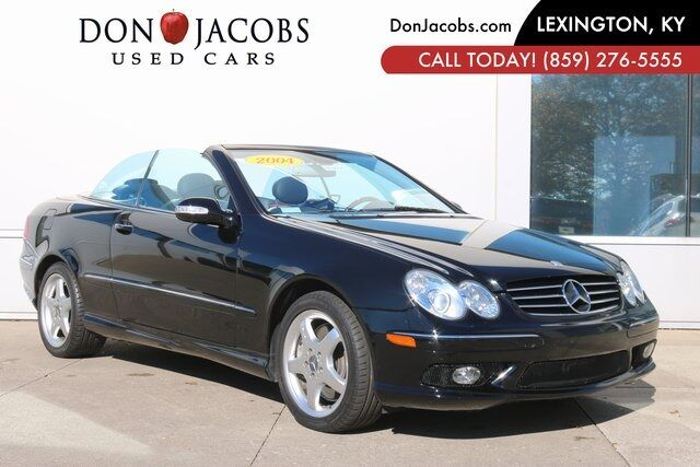 2004 Mercedes-Benz CLK CLK 500 Lexington KY