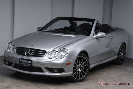 2004 Mercedes-Benz CLK-Class AMG Akron OH